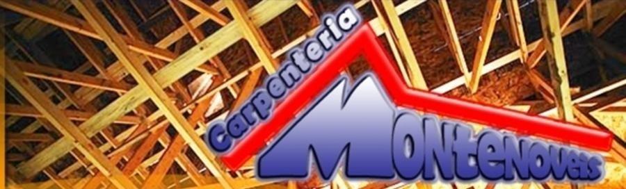 Carpenteria Montenoveis - Logo