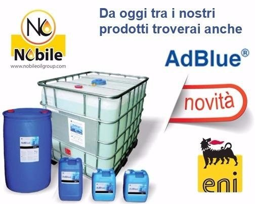 Podotti Adblue - Nobile Oil Group S.p.A.