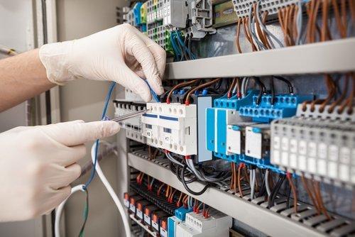 riparazione di impianto d'allarme