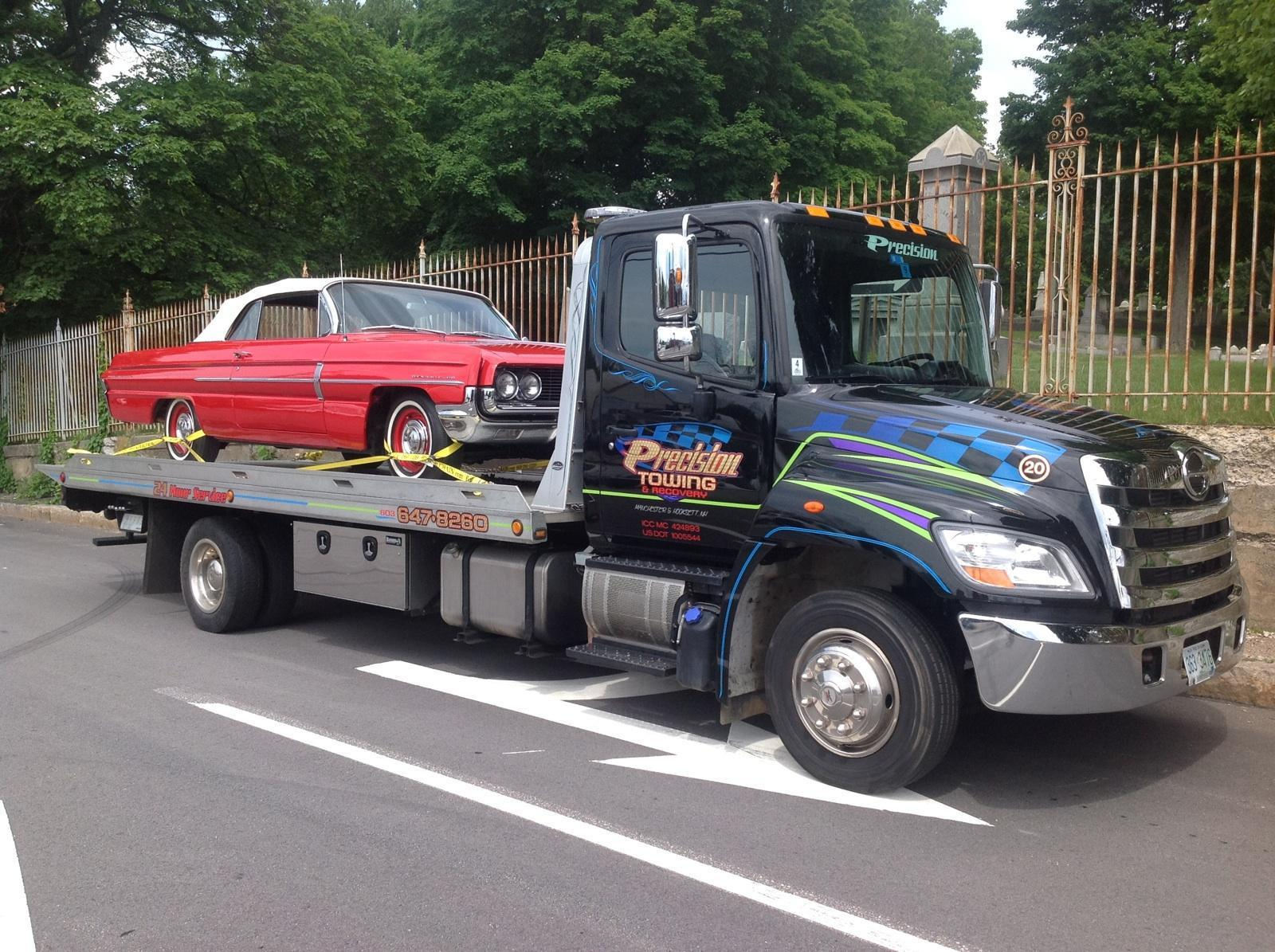 Wrecker Service Manchester, NH | Auto Lockouts & 24 Hour Roadside ...