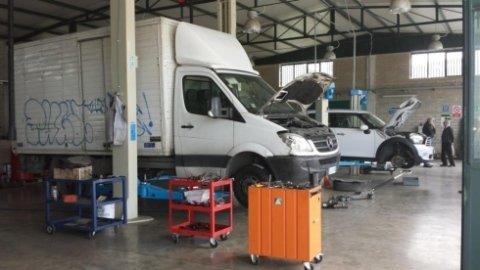 Revisione furgoni