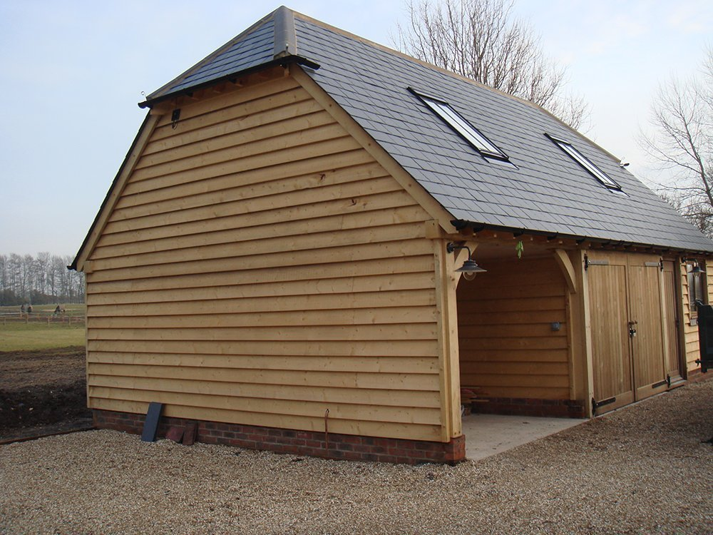 open barns
