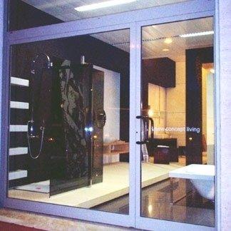 sala espositiva ceramiche