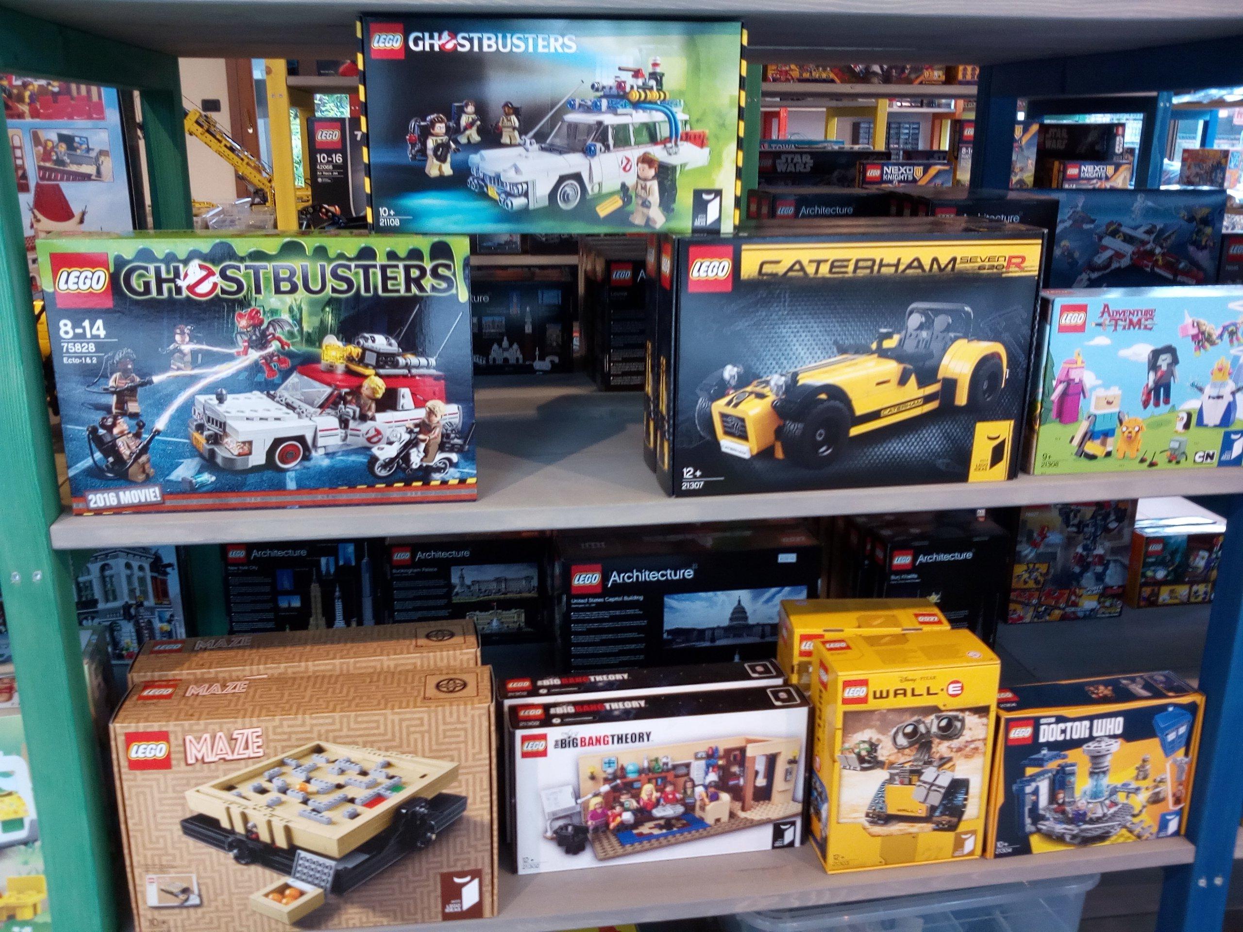 giochi Lego