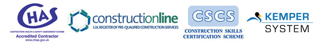 Chas - Construction Line - Construction Skills Certification Scheme - Kemper System