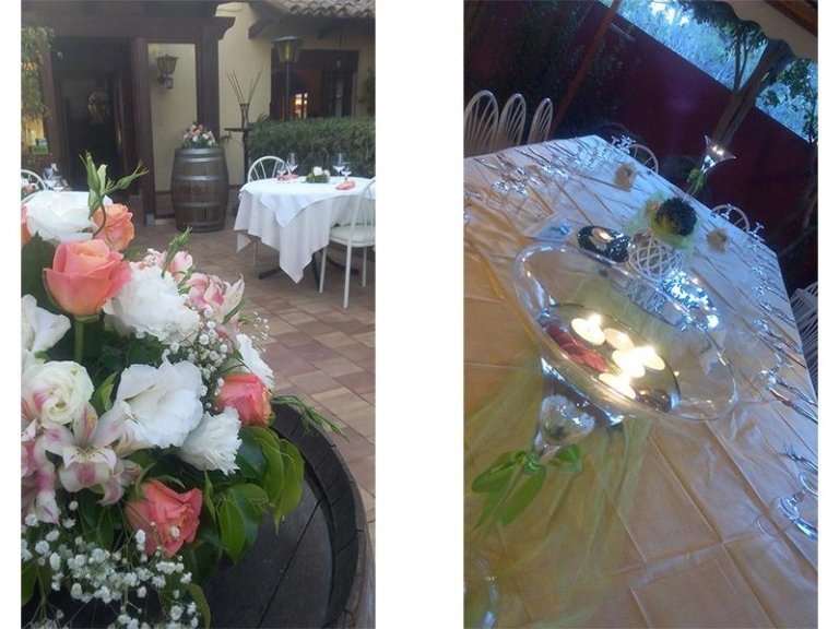 tavoli per feste
