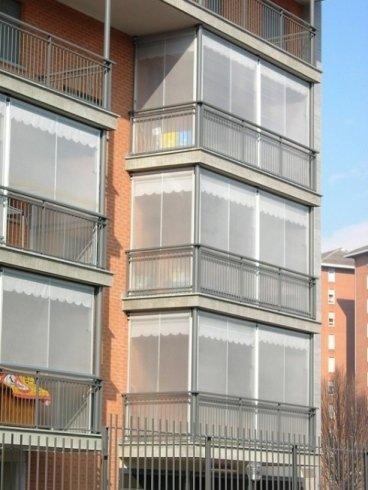 tende a veranda per condomini Torino