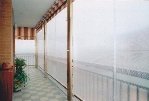 tende copertura balconi
