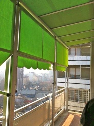 tende per balcone esterno Torino