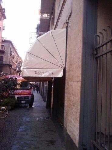 tende a capot Torino