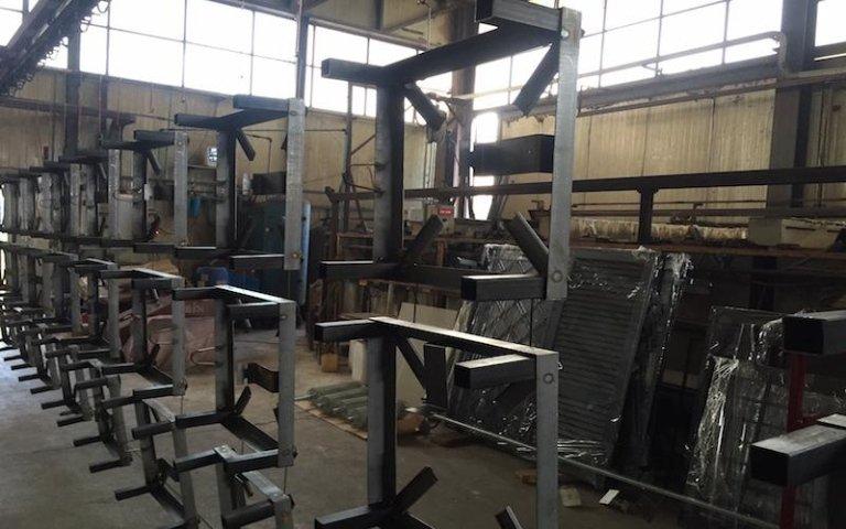 strutture metalliche