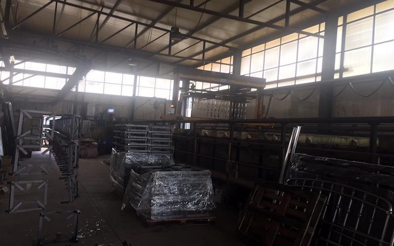 zincatura metalli
