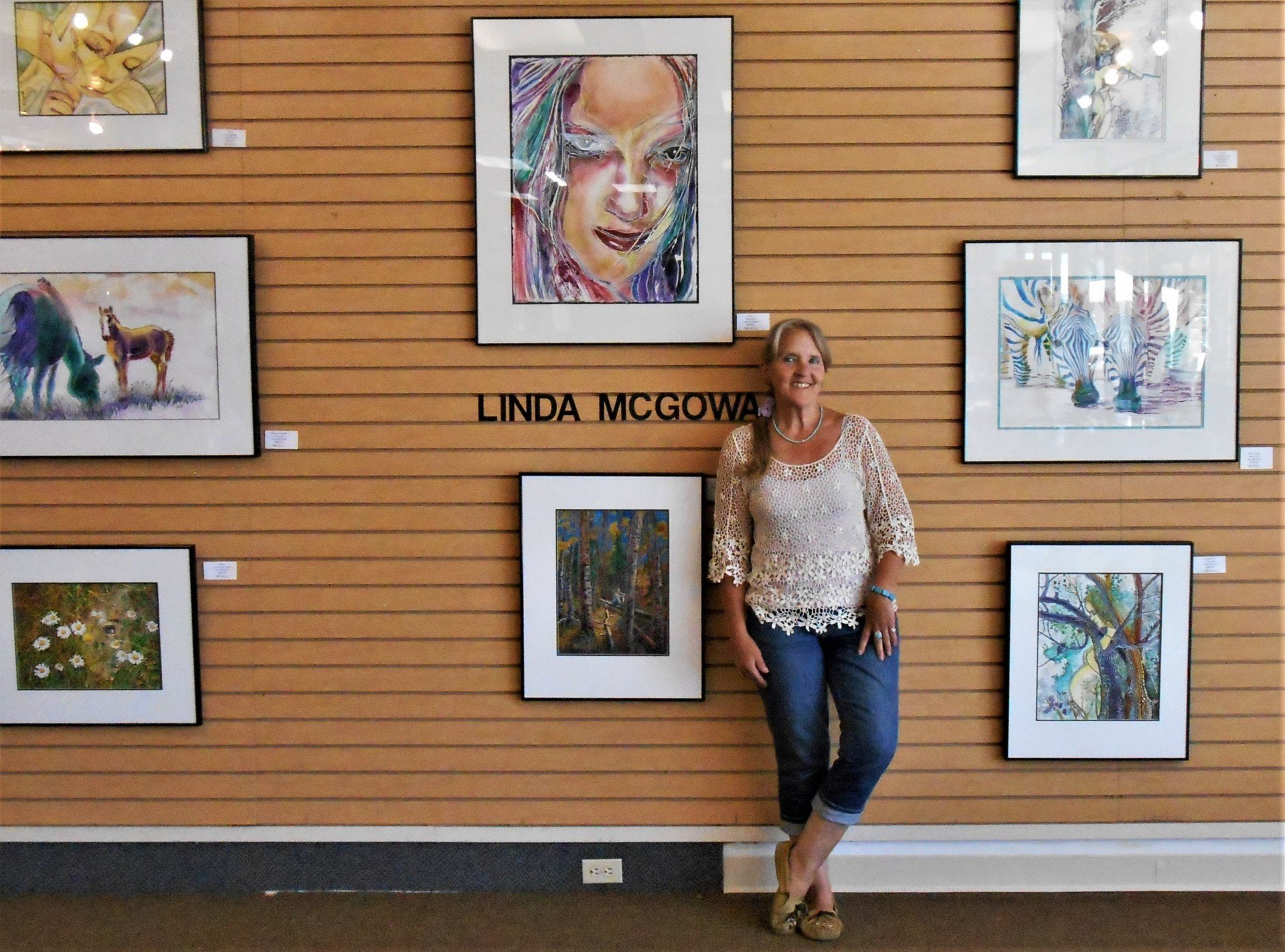Monthly Art Exhibitions in Colorado Springs, CO - Academy Art & Frame