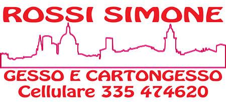 Rossi Simone GESSO E CARTONGESSO logo