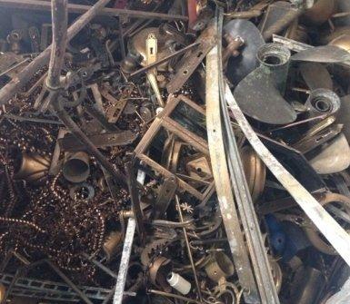 cernita rifiuti metallici