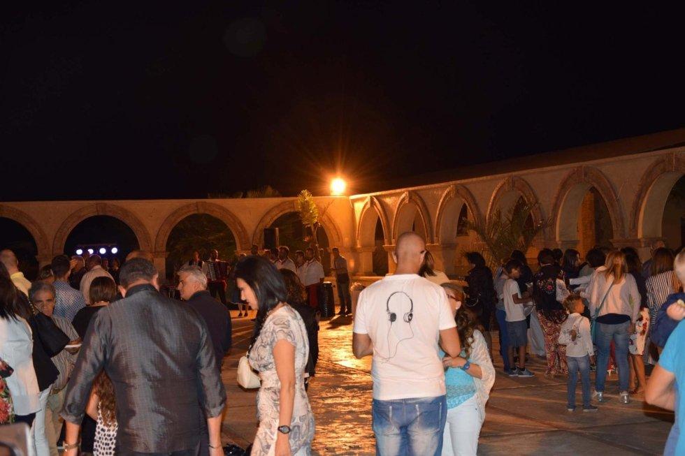 Inaugurazione Burgio Resort
