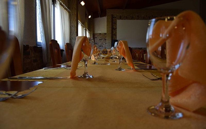 Ristorante con specialità siciliane