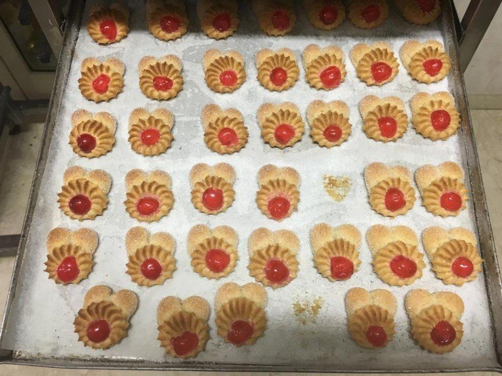 Biscotti da forno