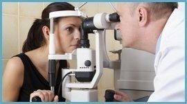 trattamento patologie oculari
