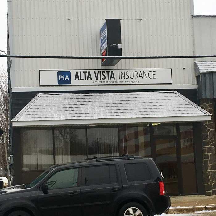Peoples Insurance Agency Alta Vista IA