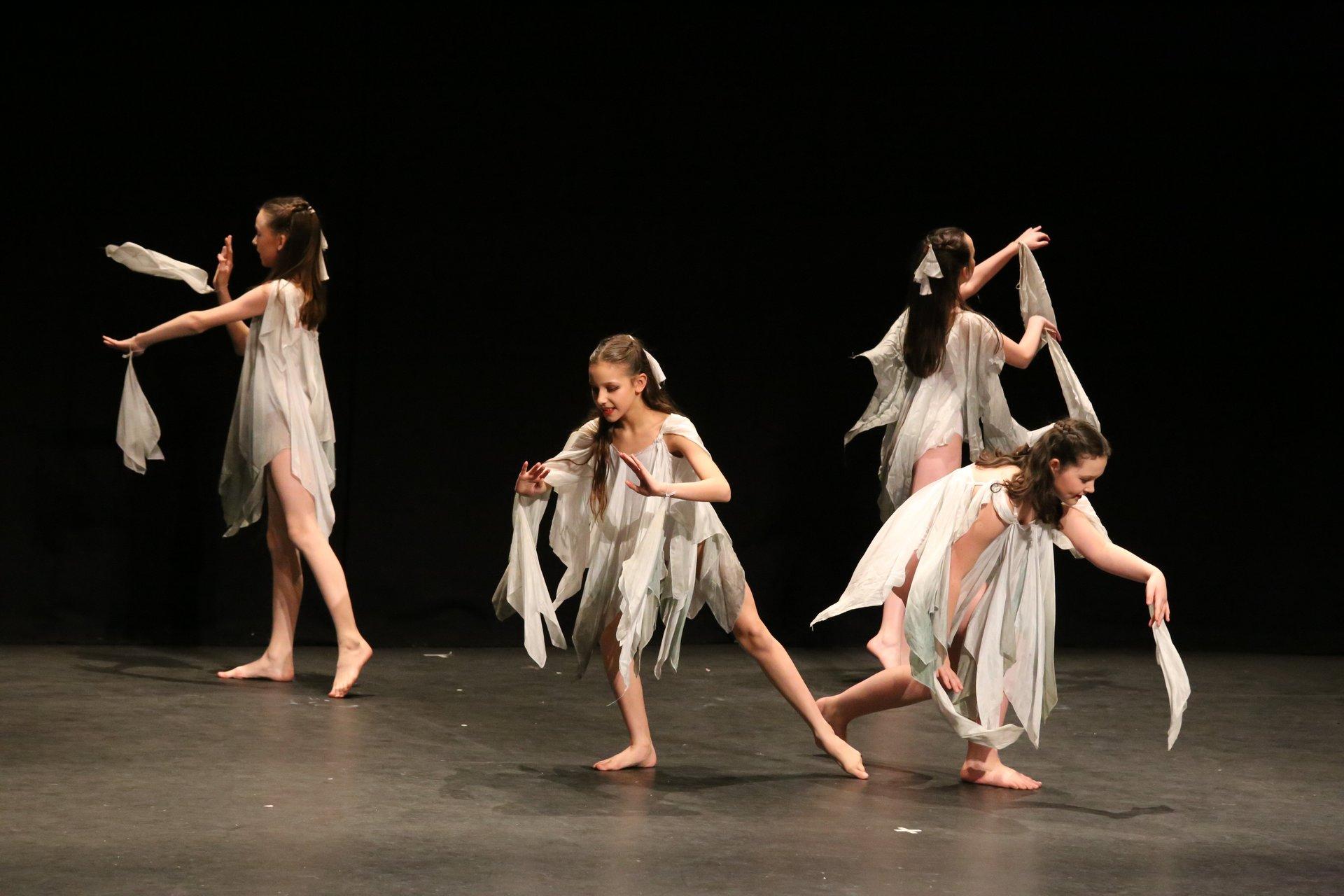 national dance classes