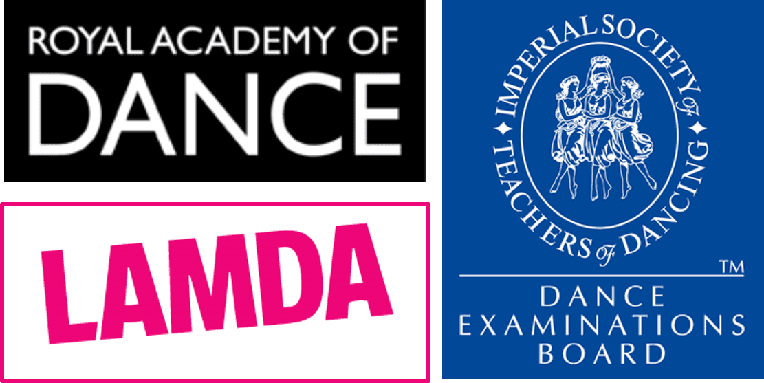 DANCE OF LAMDA logo