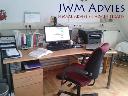kantoor - JVM Fiscaal Advies en Administratie