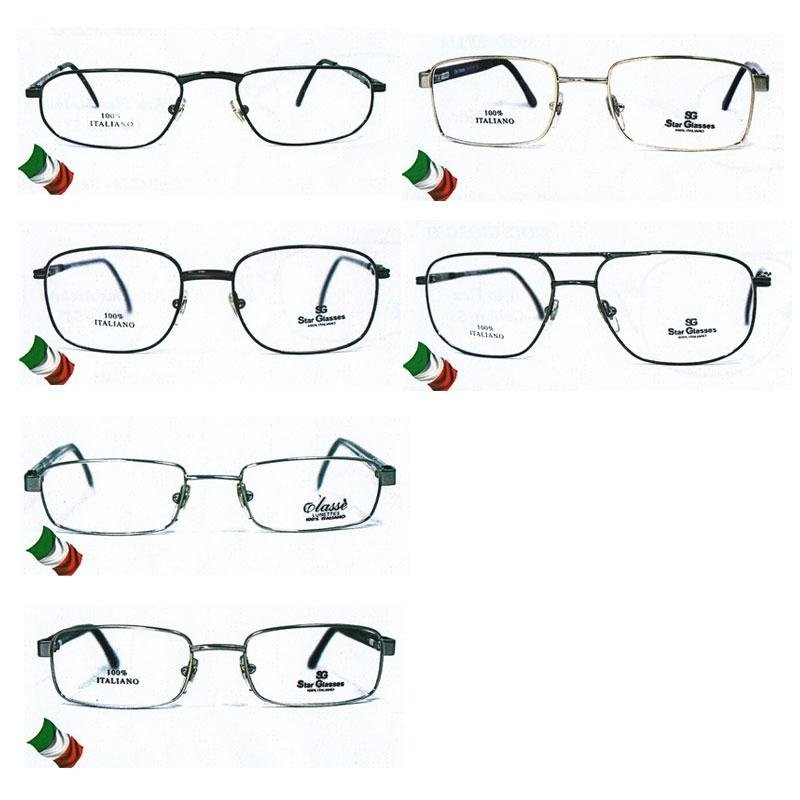 Montature Occhiali Uomo