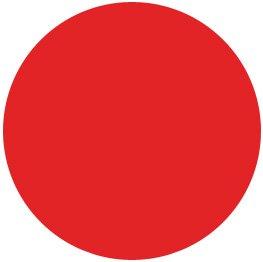 Large red circle - Japanese flag