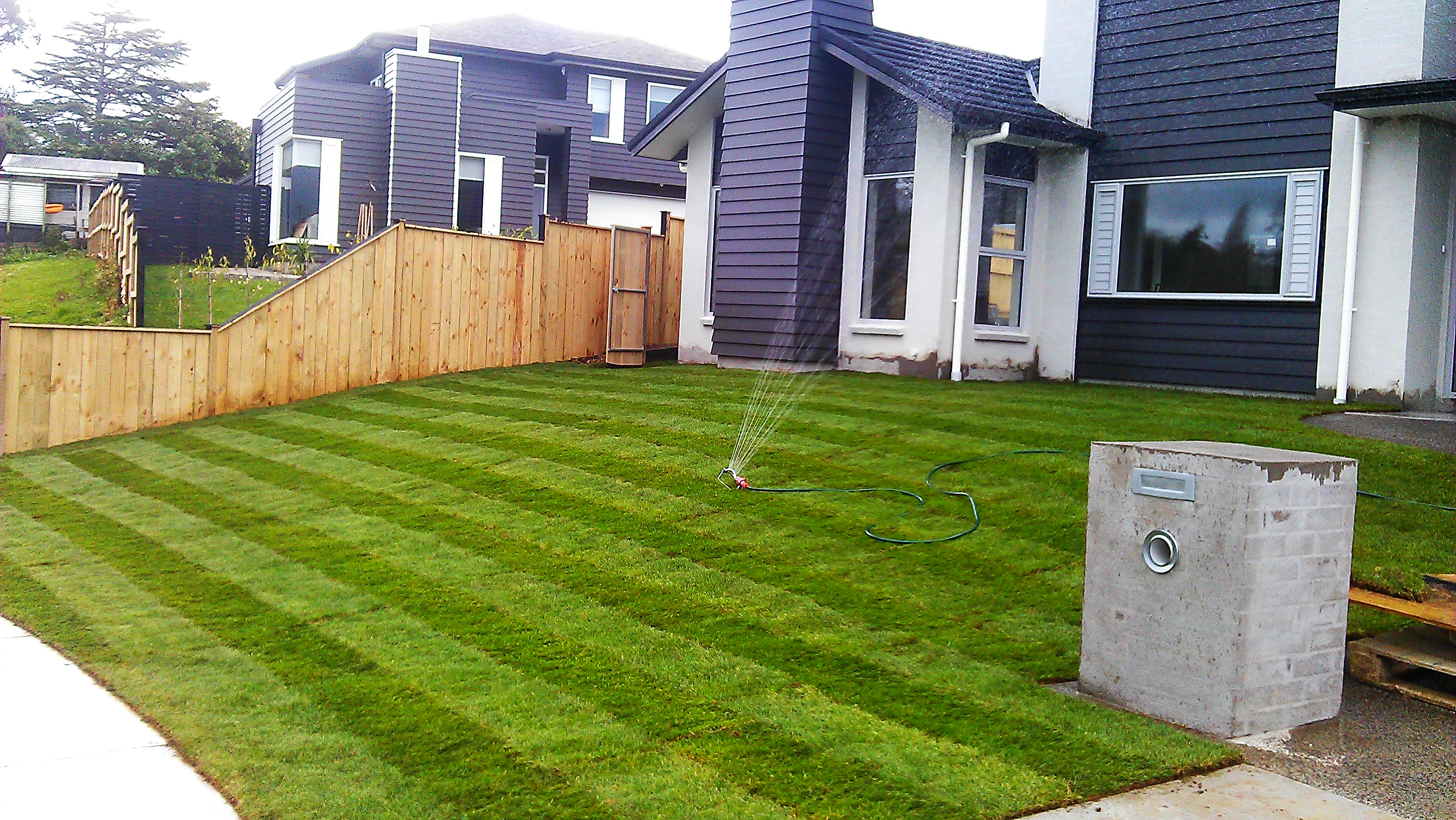 Firstlight garden services auckland gardening and for Auckland landscaping services