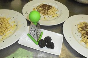 piatti al tartufo