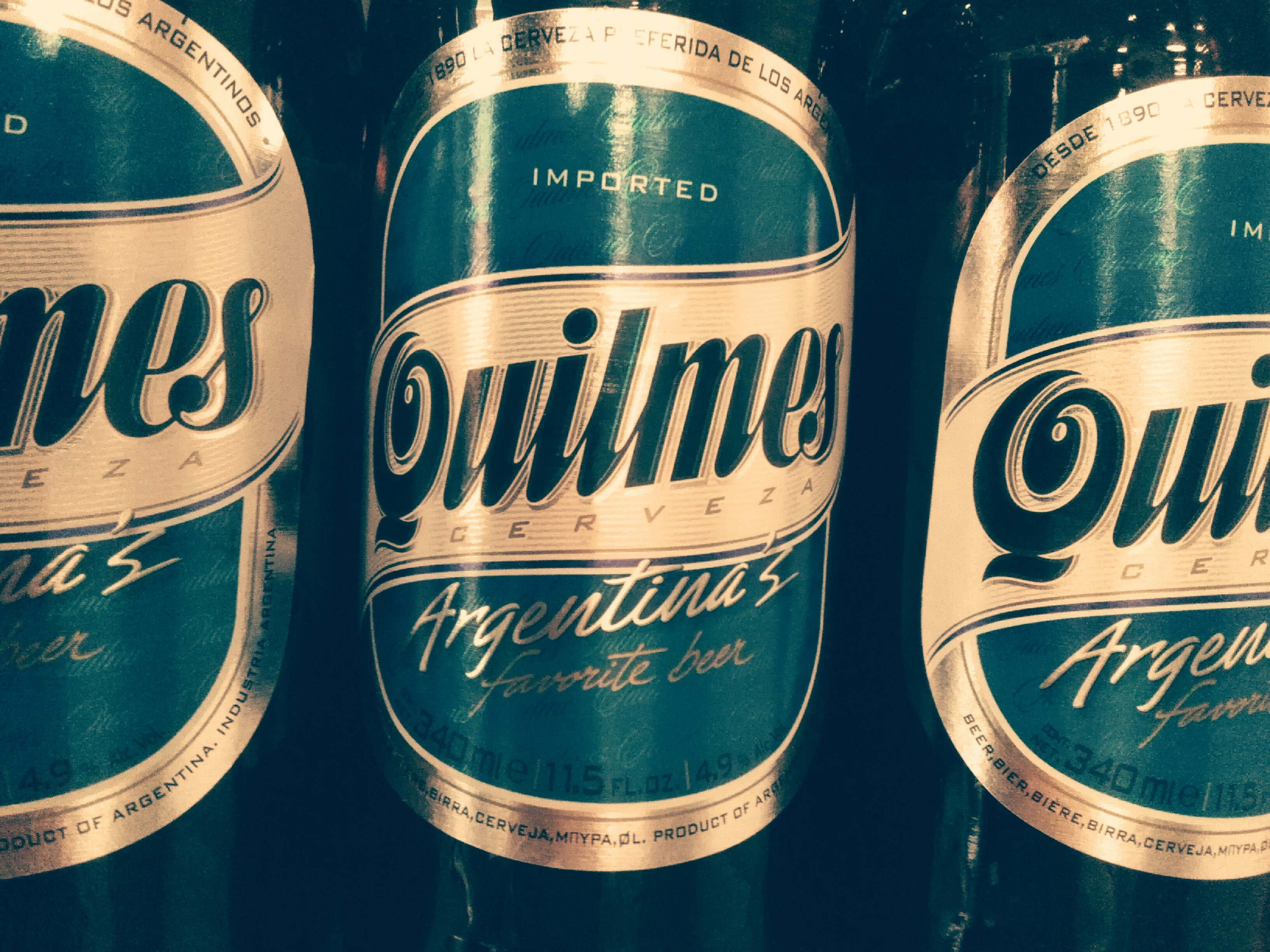 vino della Quilmes