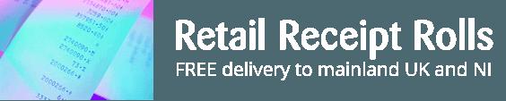 Retail Receipt Rolls Company Logo