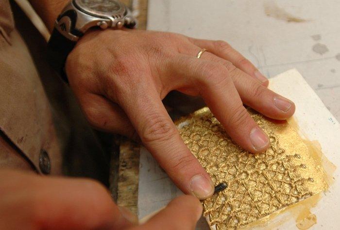 lavorazioni in oro