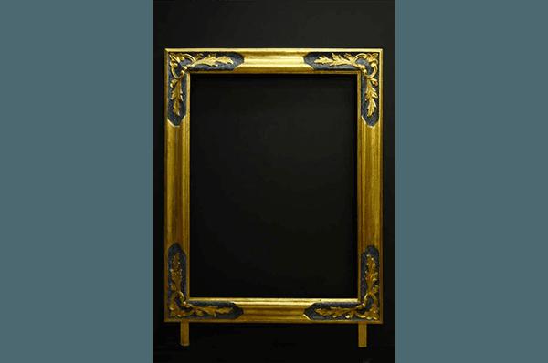 cornici in foglia d'oro