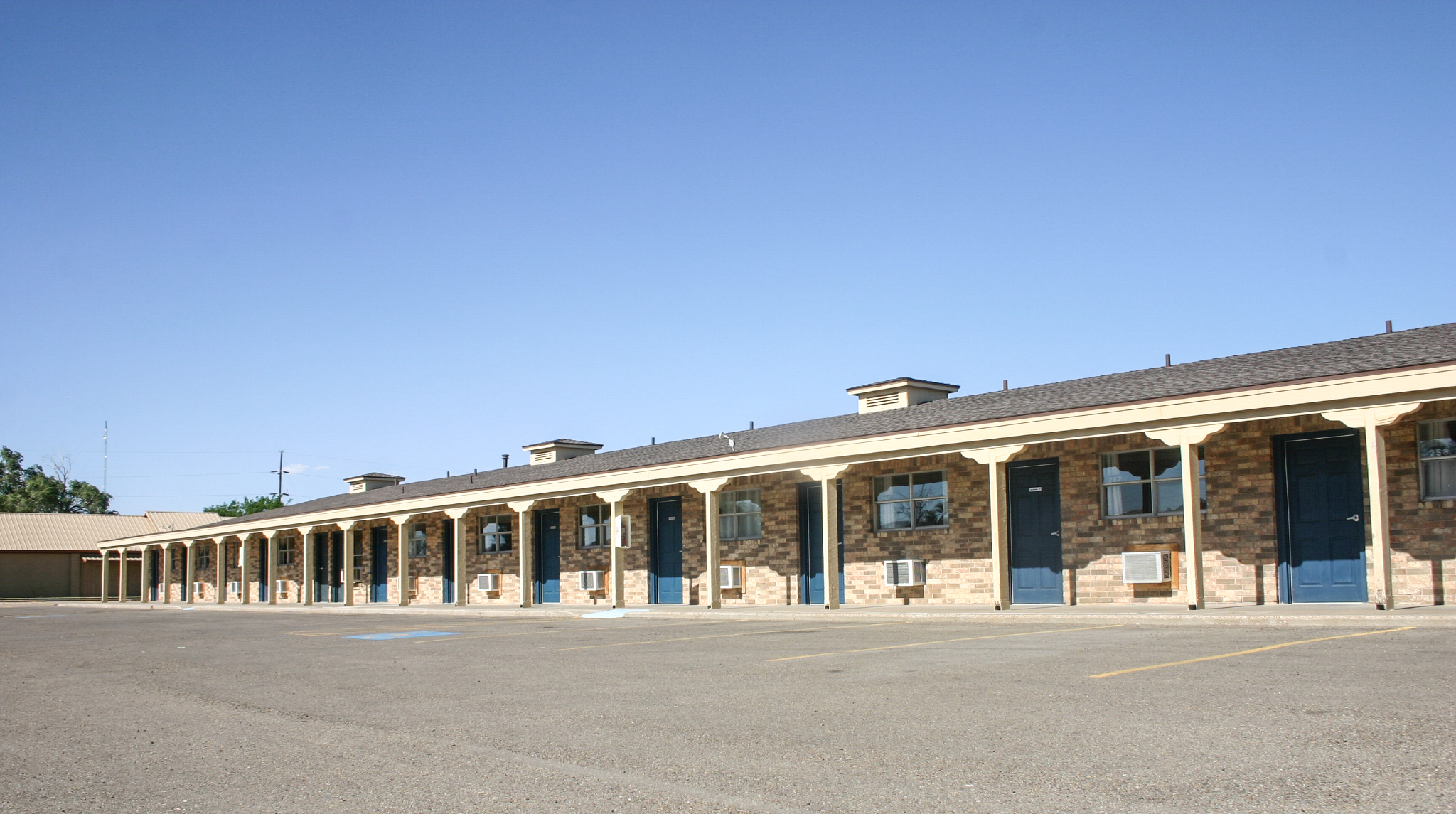 Motels In Levelland Tx