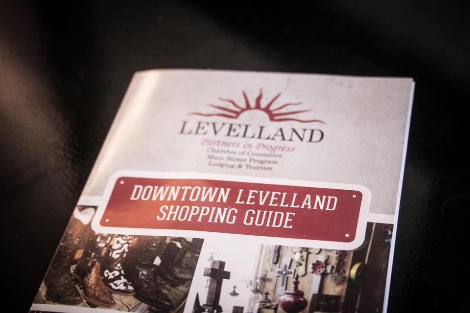 Downtown Levelland, TX shopping guide