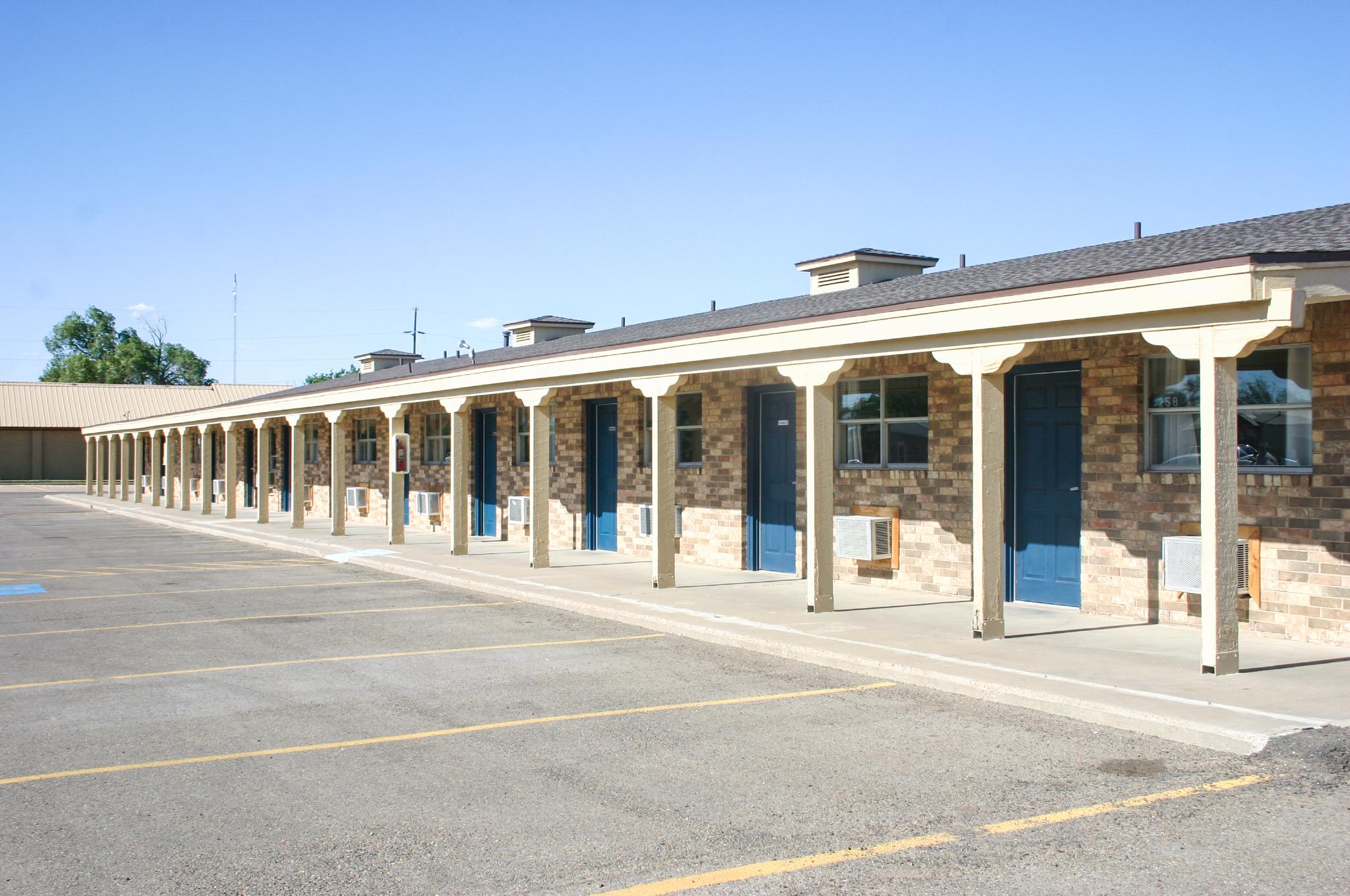 Motel  Levelland Tx