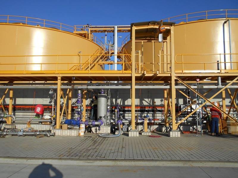 large water plant tanks