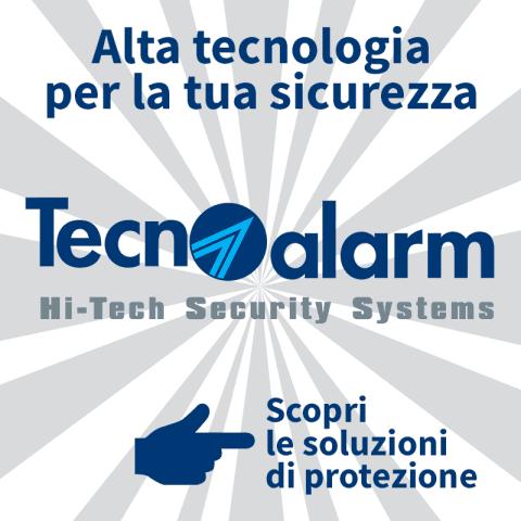 Soluzioni di protezione Tecnoalarm