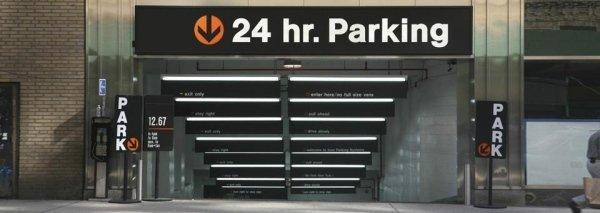 Soluzioni per parcheggi