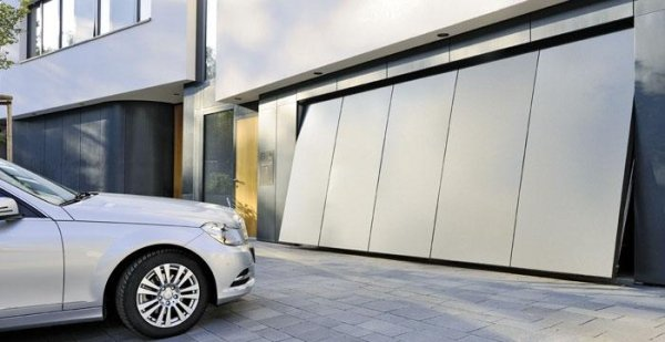 Portoni per garage collettivi ET 500 / ST 500