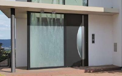porte di ingresso biella