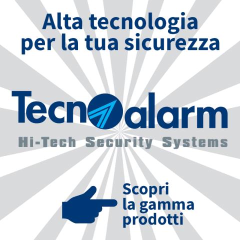 Prodotti Tecnoalarm
