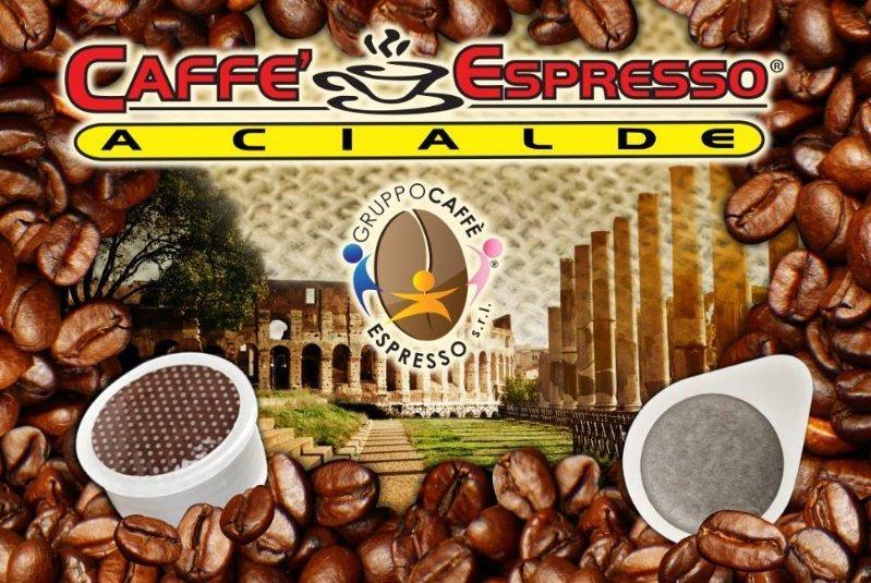 cialde e macchine caffè a roma