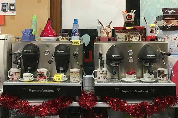 macchine caffè roma