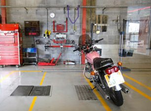 Motorbike mechanics