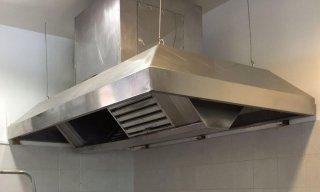 manutenzione cappa cucina