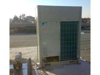 impianto condizionatore azoto