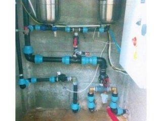impianto irrigazione parco